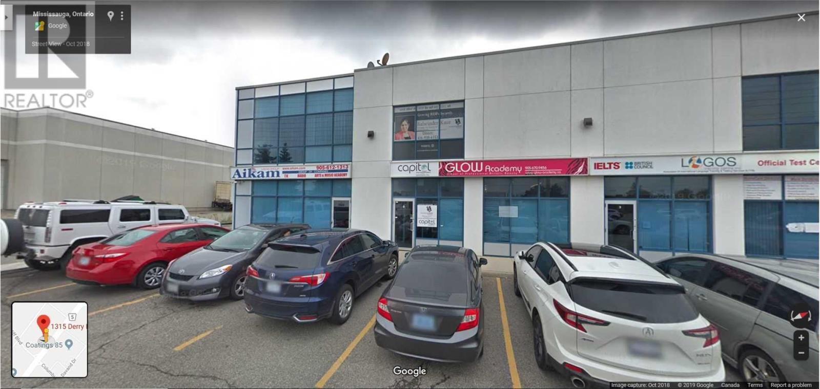 #2 -1315 Derry Rd E, Mississauga, Ontario  L5S 0A2 - Photo 1 - W4644047