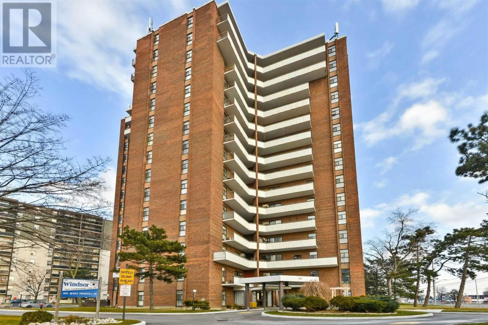 #1108 -3025 Queen Frederica Dr, Mississauga, Ontario  L4Y 3A1 - Photo 1 - W4647888