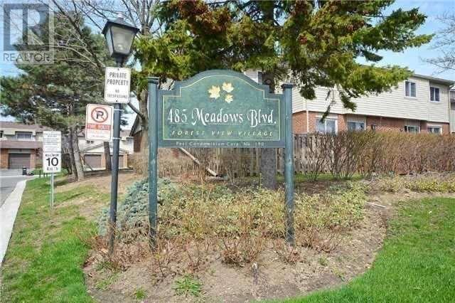 #11 -485 Meadows Blvd, Mississauga, Ontario  L4Z 1H1 - Photo 1 - W4649635