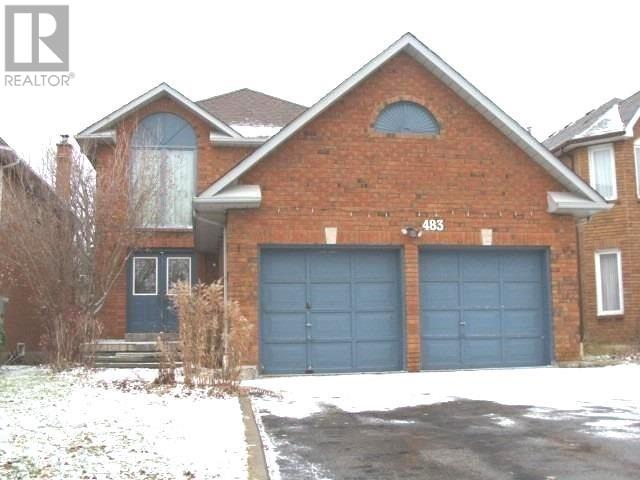 483 Baggetta Cres S, Mississauga, Ontario  L5R 3G9 - Photo 1 - W4669056