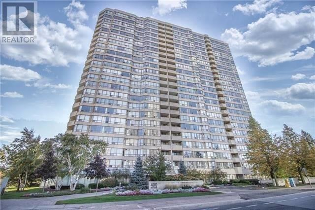 #1905 -400 Webb Dr, Mississauga, Ontario  L5B 3Z8 - Photo 1 - W4675317