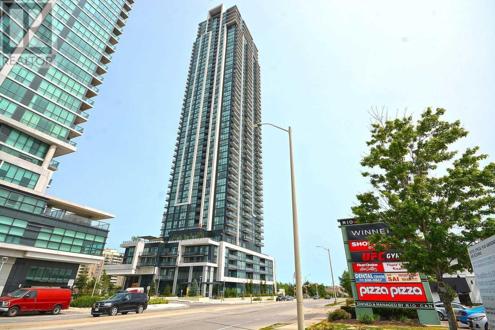 #3102 -3975 Grand Park Dr, Mississauga, Ontario  L5B 4M6 - Photo 1 - W4676014